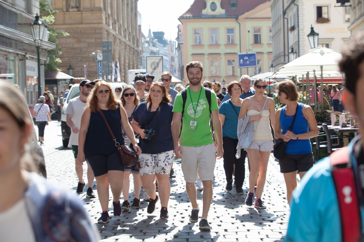 5 Reasons you Should Take the Good Prague Free Walking Tour