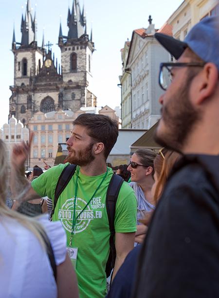 Free Tour in Prague
