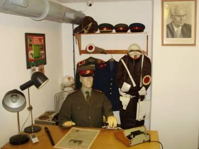 Interrogatory room Prague