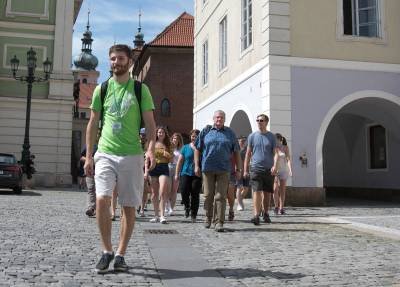 Prague City Walking Tour