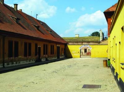Holocaust Terezín Czech Republic